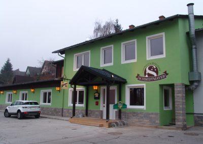 Gasthaus und Kegelbahn / Ferien- und Gästezimmer Schmidtmayer
