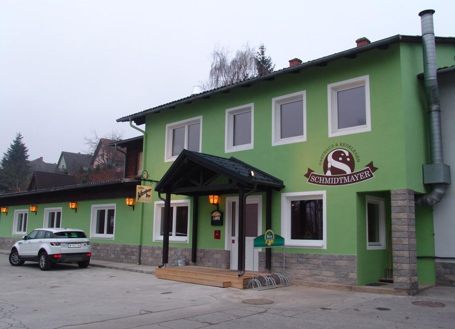 Thayarunde-Gasthaus und Kegelbahn / Ferien- und Gästezimmer Schmidtmayer