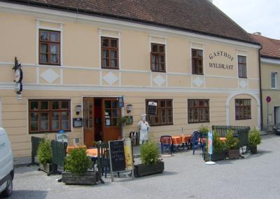 Gasthof und Pension Wildrast