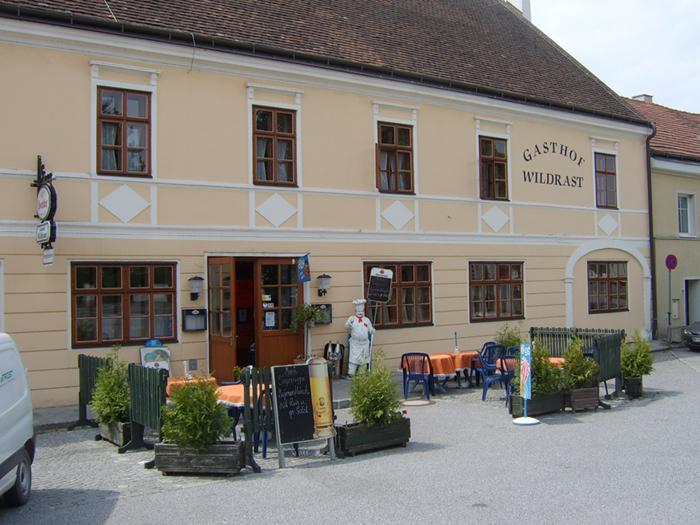 Thayarunde-Gasthof und Pension Wildrast