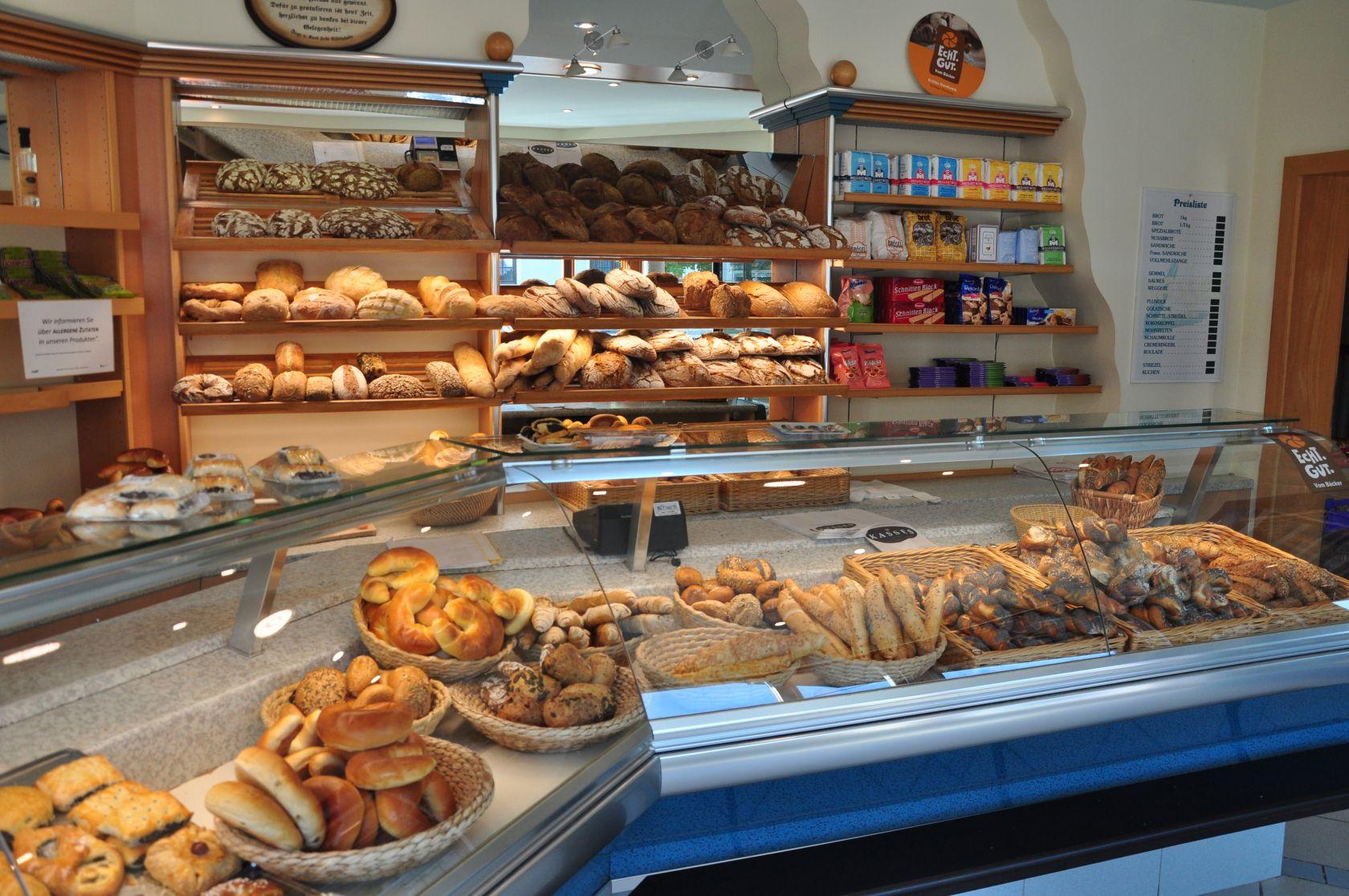 Thayarunde-Bäckerei – Konditorei L. Kasses & Co