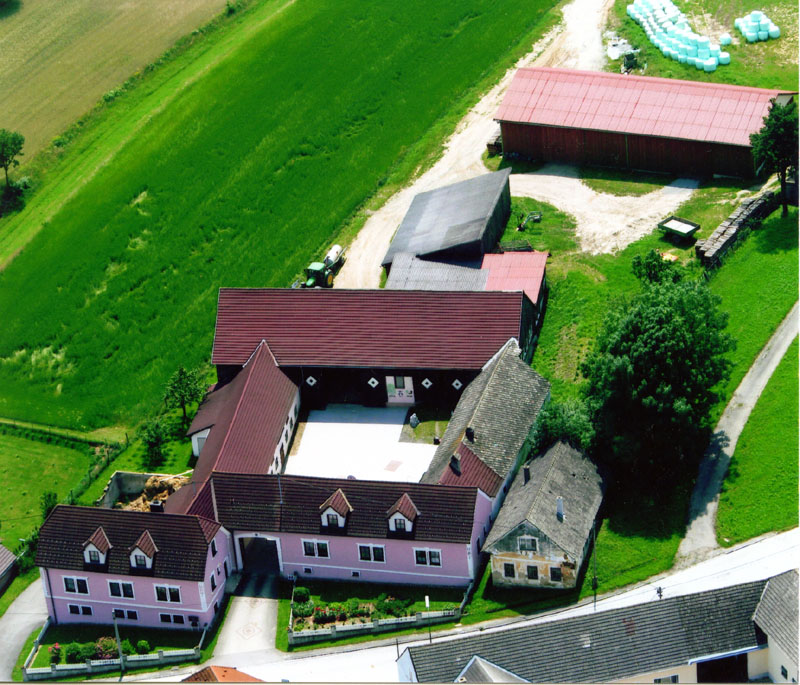 Thayarunde-Urlaub am Bauernhof – Familie Loydolt