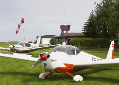 Segelflug- und Motorflugschule