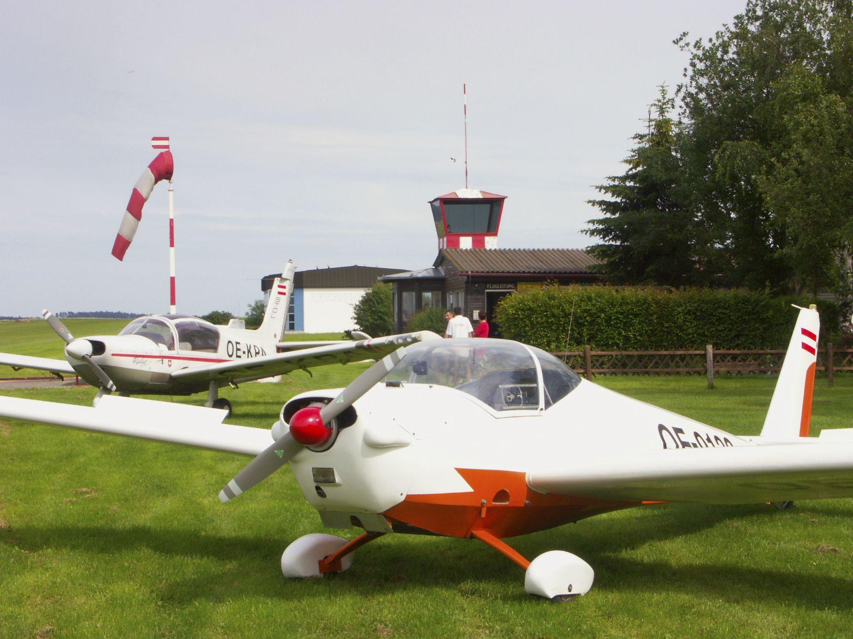 Thayarunde-Segelflug- und Motorflugschule