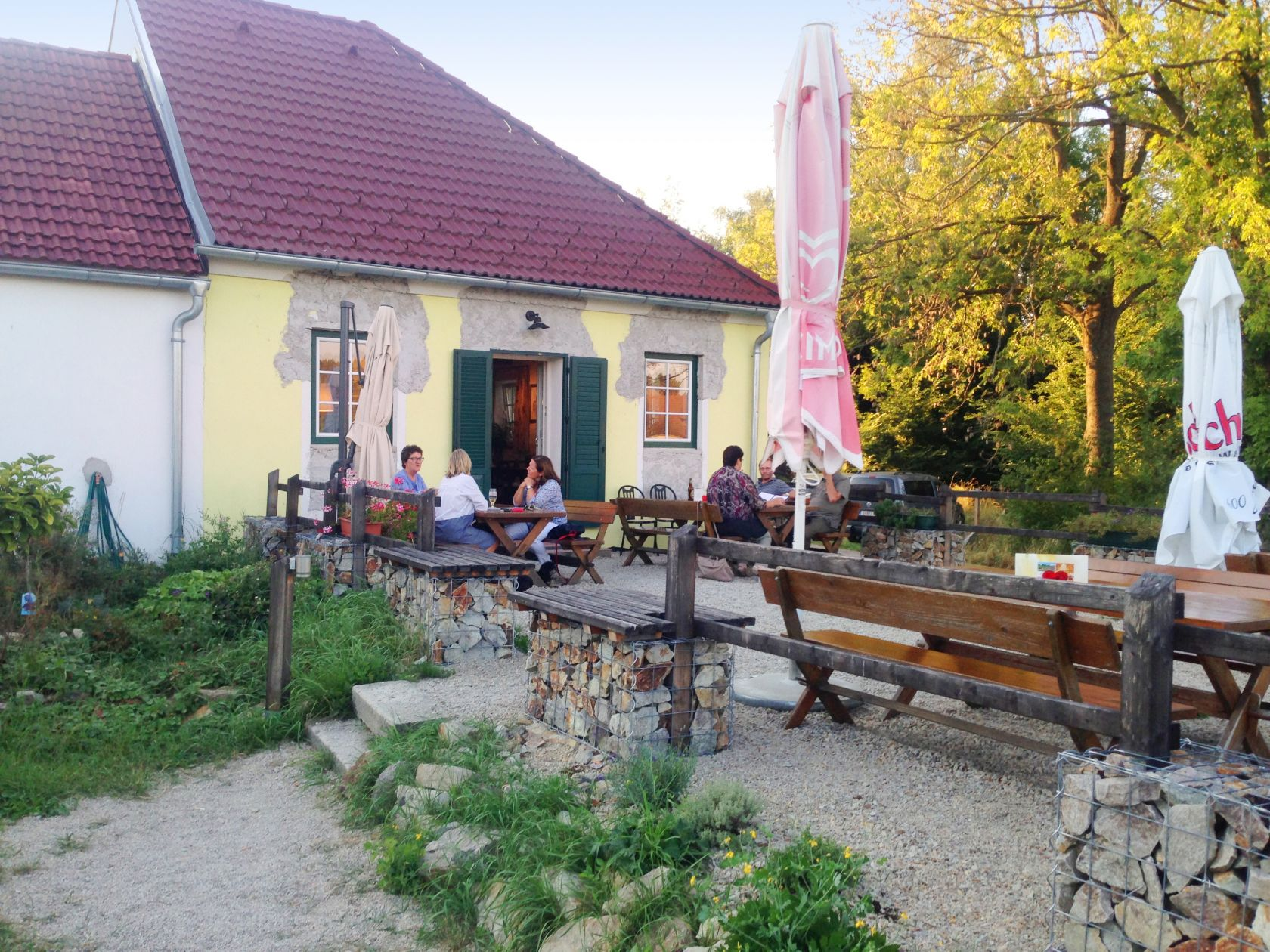 Thayarunde-Casa Angelina – Schmankerln, Kaffee, Eis