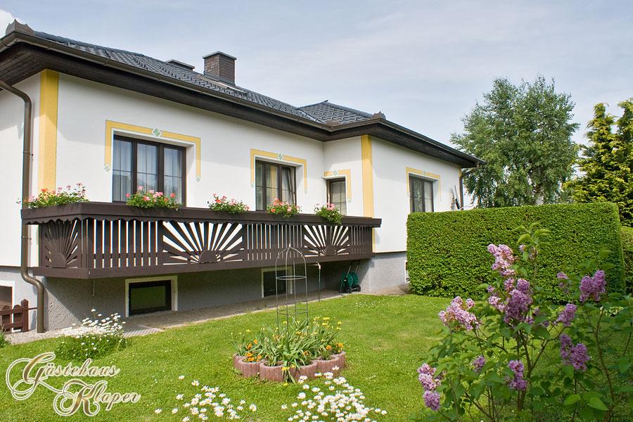Thayarunde-Gästehaus Klaper