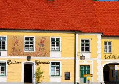 Gasthaus Stadtkrug – mit Hofheuriger