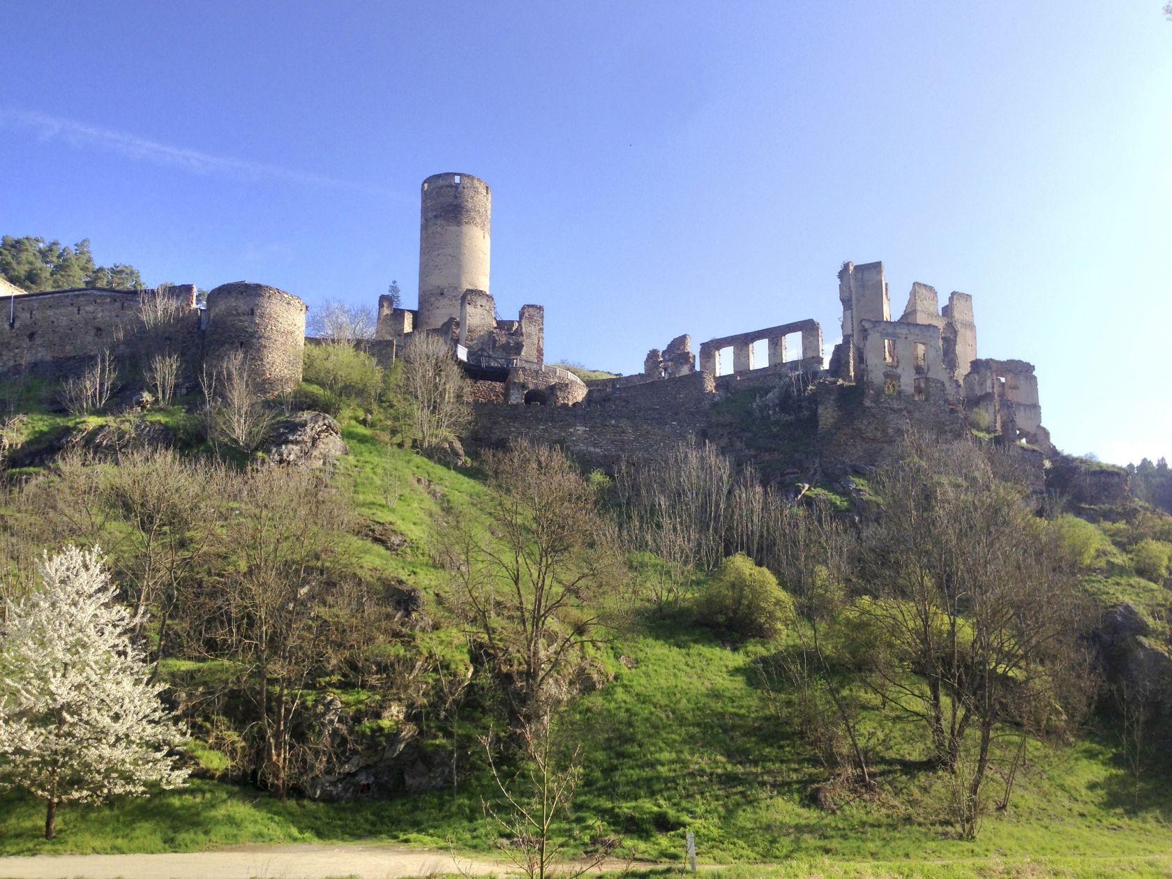 Thayarunde-Ruine Kollmitz