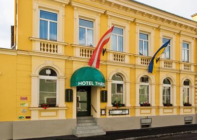 Hotel Thaya ***Superior