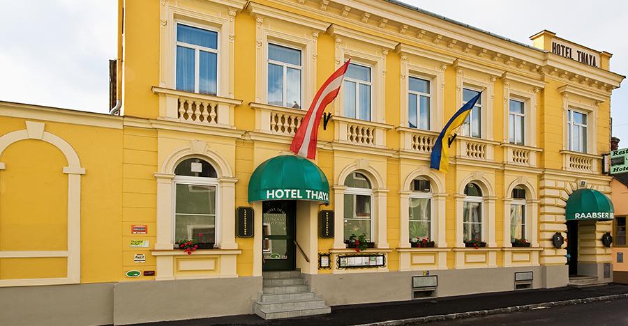 Thayarunde-Hotel Thaya ***Superior