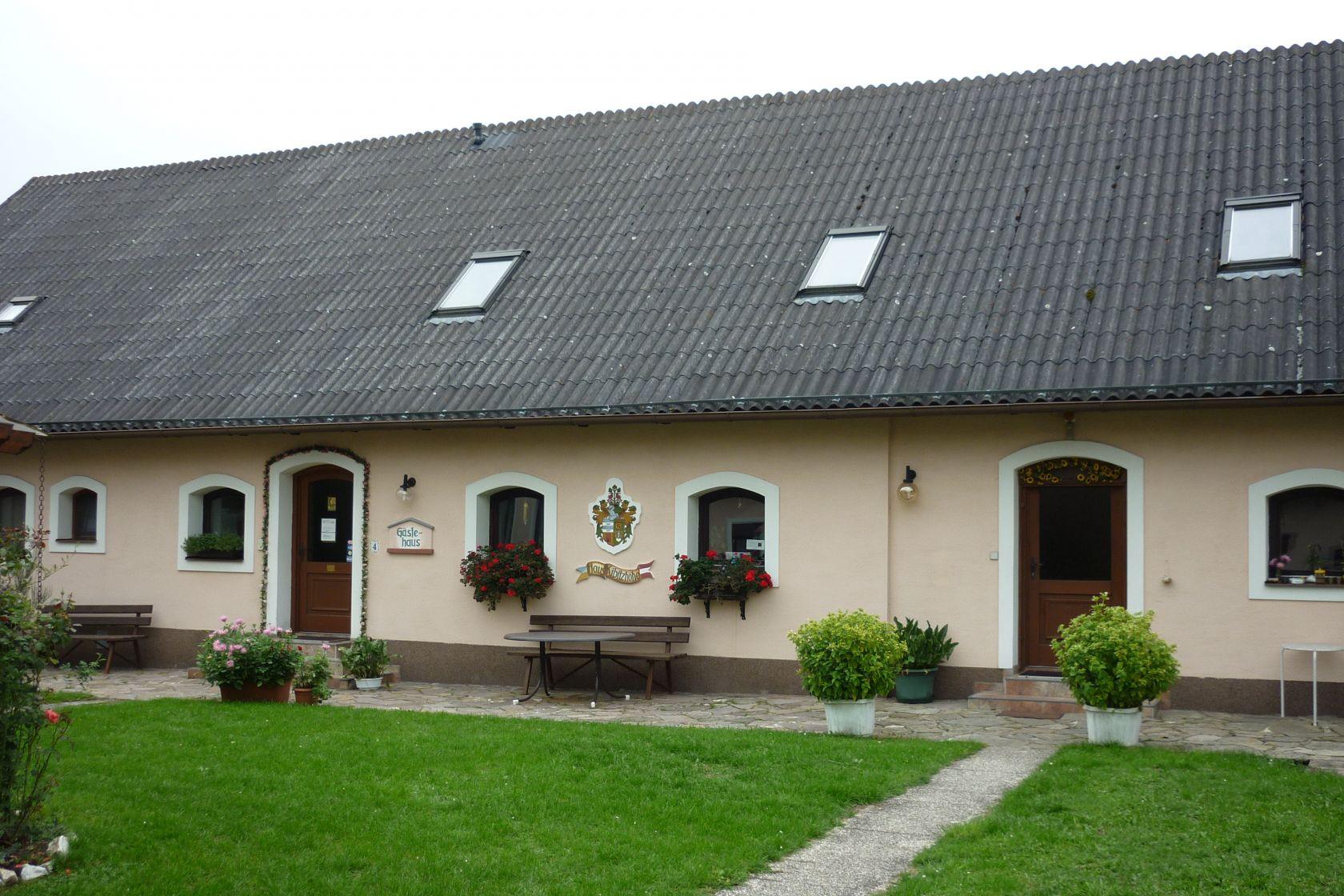 Thayarunde-Haus Kibitzhöhe