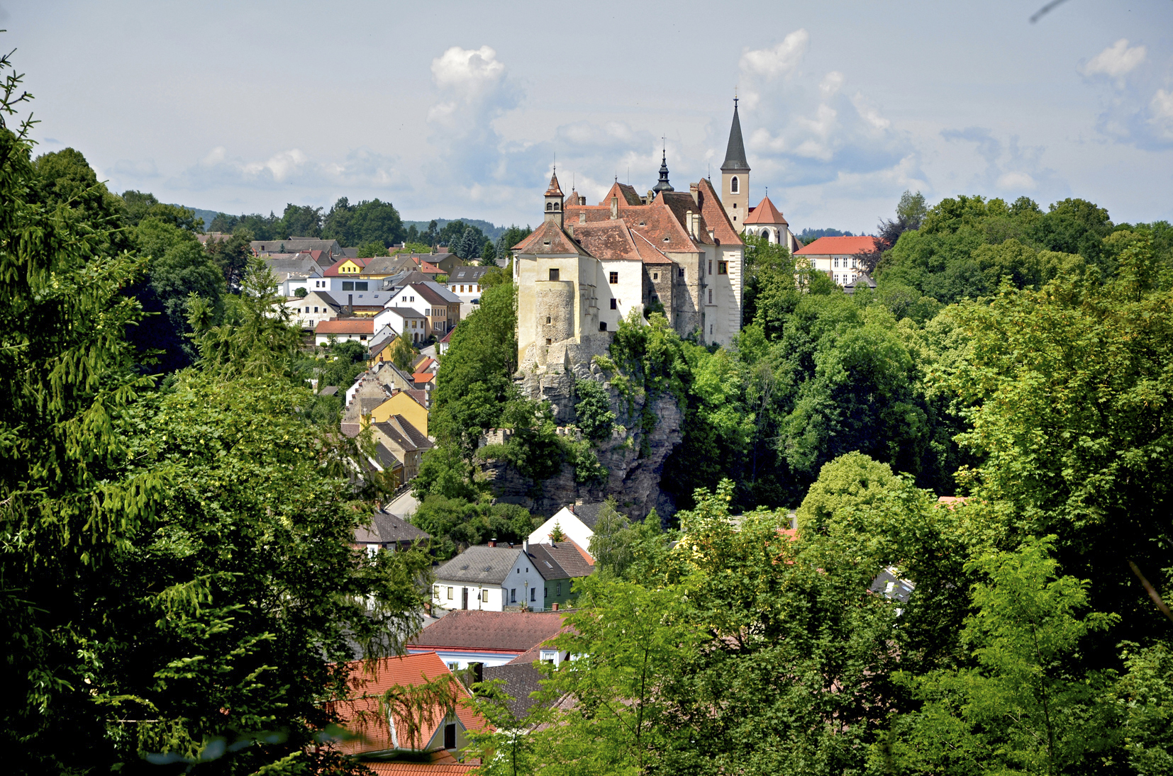 Thayarunde-Schloss Raabs