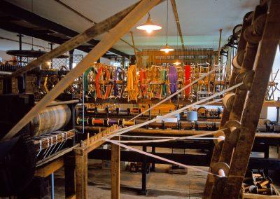 Lebendes Textilmuseum