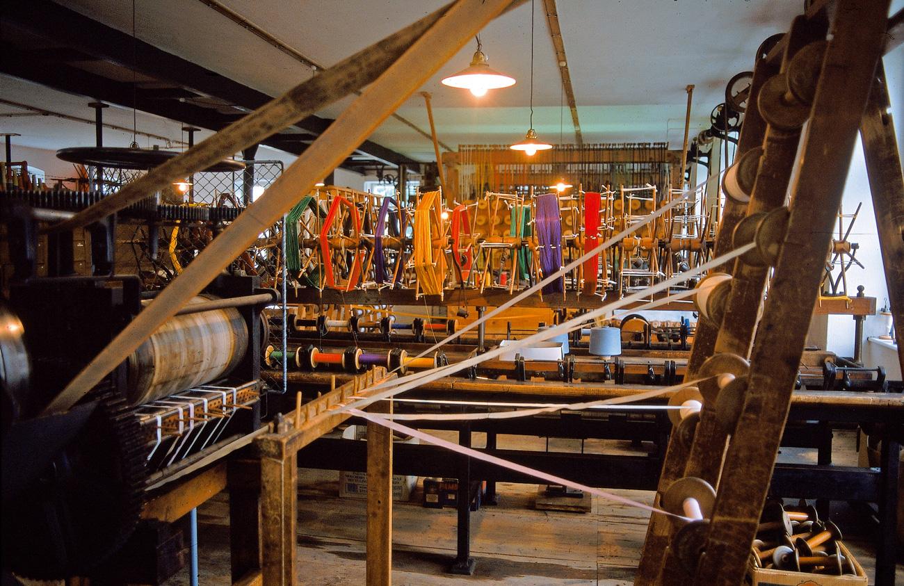 Thayarunde-Lebendes Textilmuseum