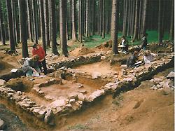 Hard und Kleinhard – zwei mittelalterliche Dorfwüstungen