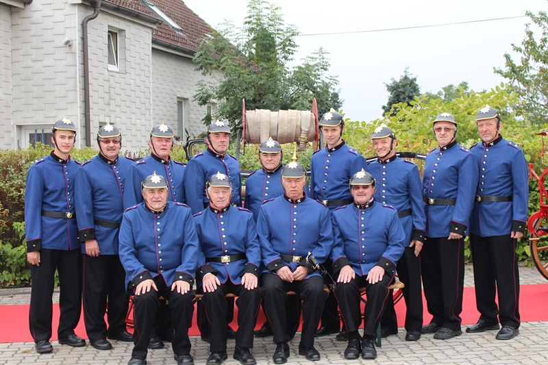 Thayarunde-Feuerwehrmuseum Göpfritz an der Wild
