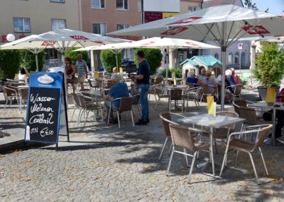 Cafe-Restaurant Scharizer e.U. Oswald`s – Bettina und Jürgen Scharizer