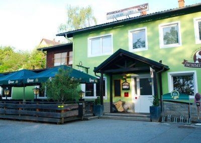 Gasthaus & Kegelbahn  Gästezimmer Schmidtmayer