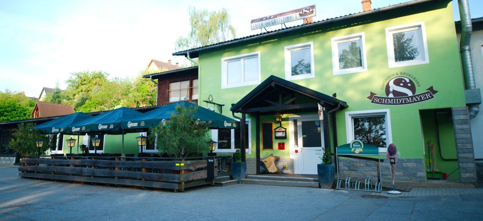 Thayarunde-Gasthaus & Kegelbahn  Gästezimmer Schmidtmayer
