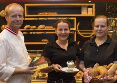 Cafe-Konditorei-Bäckerei Andreas Müssauer